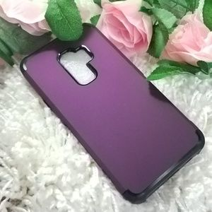 Accessories - Galaxy S9 Plus Case, Dual Layer Hybrid Sturd